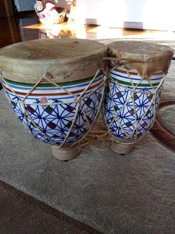 Sprzedam podwójne porcelanowe bębny