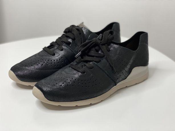 Натуральные женские легкие кроссовки, 37 38 нубук