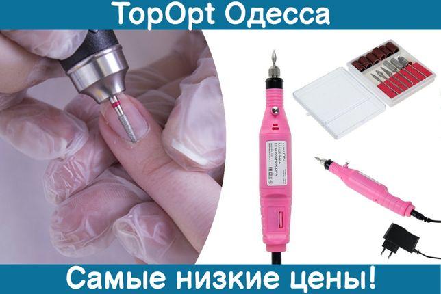 Машинка для маникюра фрезер ручка мини фрейзер аппаратный маникюр