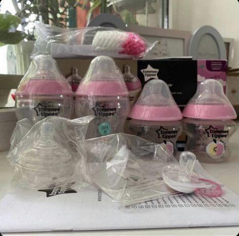 Набор бутылочек Tommee Tippee для новорожденных 30041...  Детальніше н