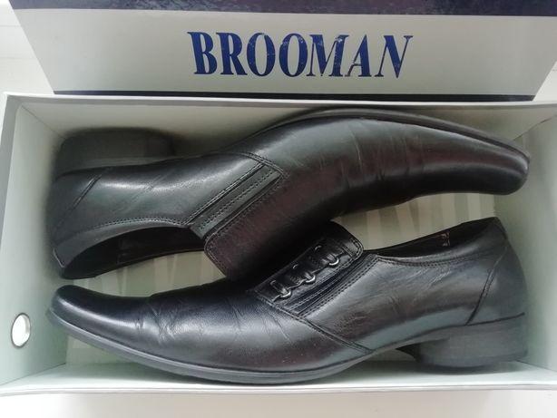 Туфли мужские Brooman, разм. 43