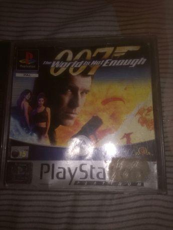 Vendo 007 para a ps1