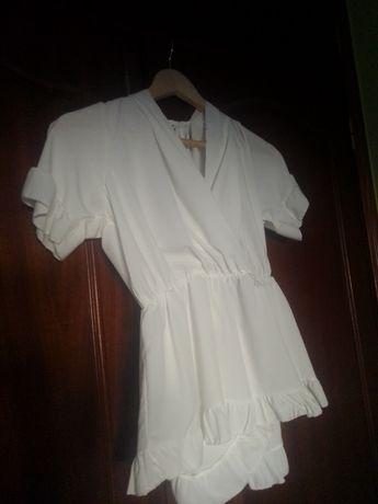 Camisa branca senhora