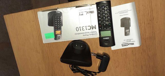 Telefon bezprzewodowy MC1310