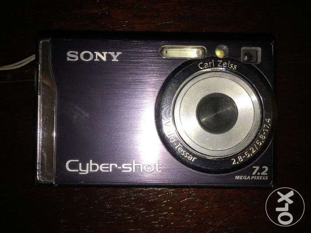 Máquina digital fotográfica Sony