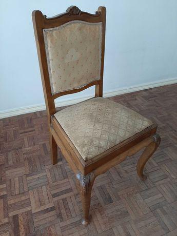 Cadeira Queen Anne