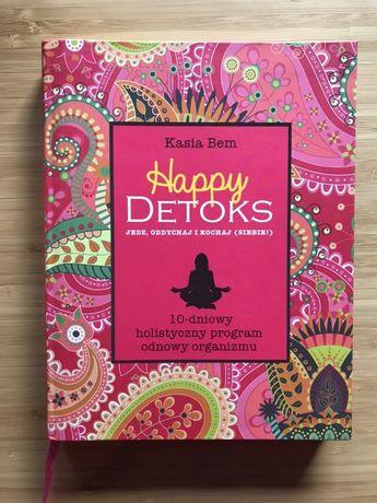 Książka Happy Detoks Kasia Bem