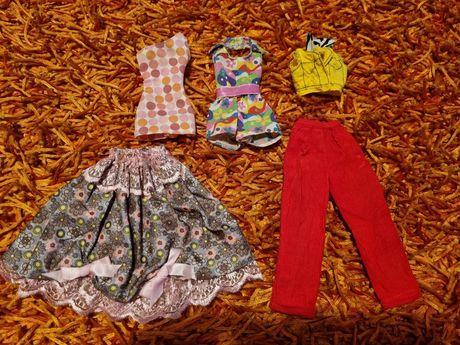 OFERTA PORTES - 5 Acessórios Roupa da Boneca Barbie da Mattel