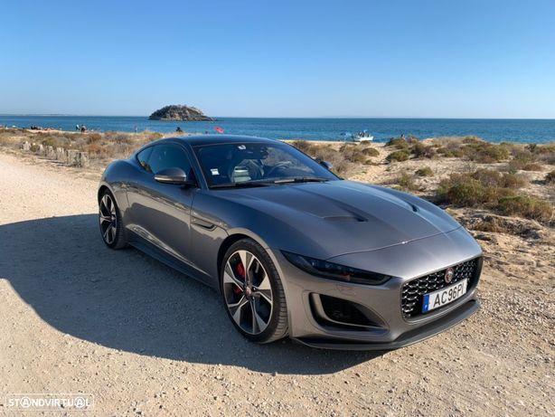 Jaguar F-Type 2.0 i4 First Edition