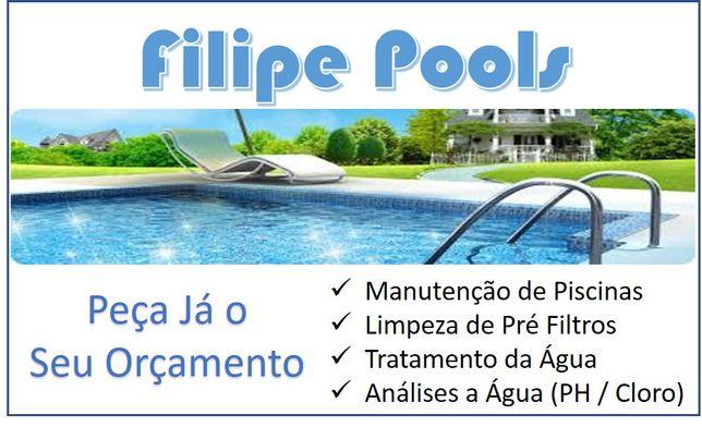 Filipe Pools - Manutenção de Piscinas