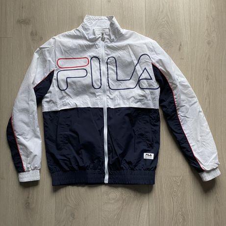 Fila Black Line kurtka bluza ortalionowa premium L champion