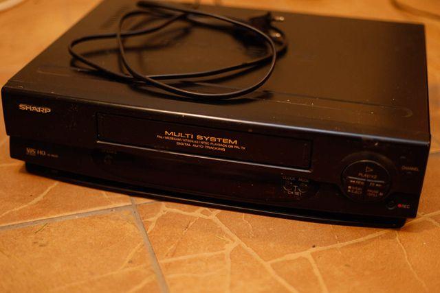 odtwarzacz VHS, video