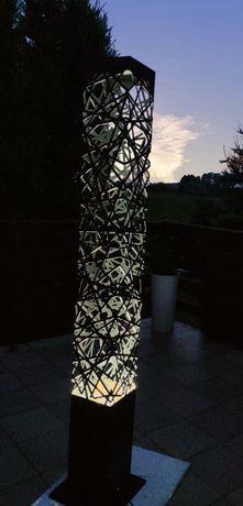 Lampa ażurowa ogrodowa dekoracyjna
