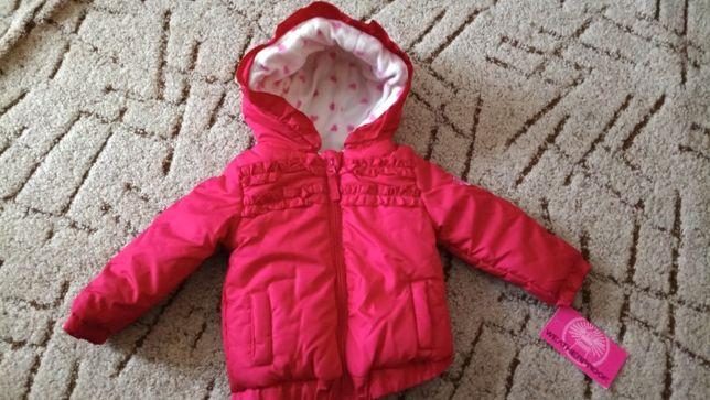 Новая зимняя курточка Weatherproof, 18 м