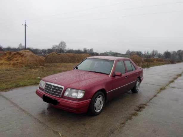 Mercedes W124 230E 102 двигатель 1986г