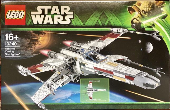 Lego Red Five X Wing Starfighter 10240 UCS Star Wars