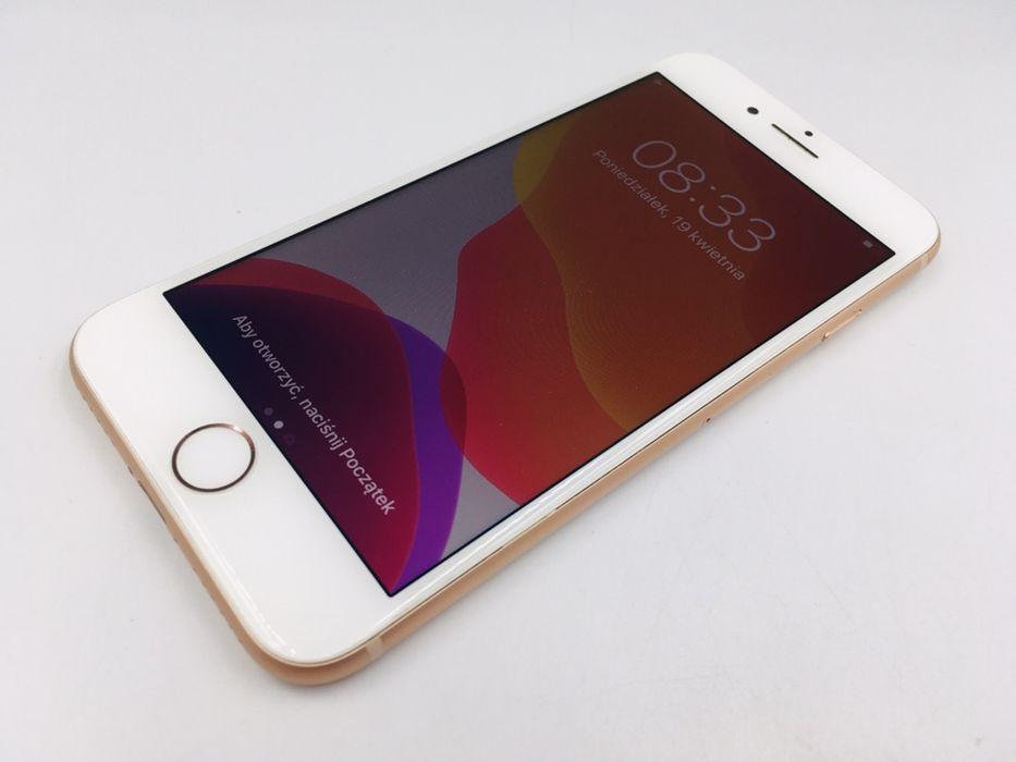 iPhone 8 64GB GOLD • PROMOCJA • GWARANCJA 1 MSC • AppleCentrum Wrocław - image 1