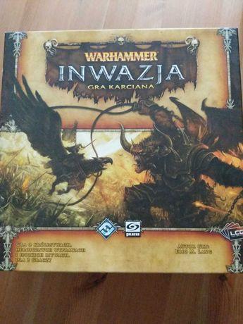 Warhammer Inwazja gra planszowa
