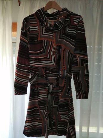 Vestido túnica de senhora
