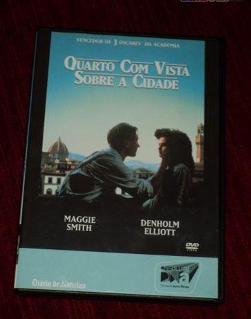 Dvd Quarto Com Vista Sobre a Cidade Filme Maggie Smith Forster Legd PT