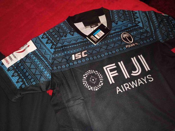 Camisola Rugby 7s Ilhas Fiji NOVA