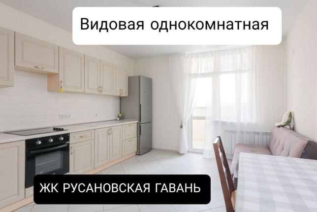 Видовая квартира в ЖК Русановская Гавань