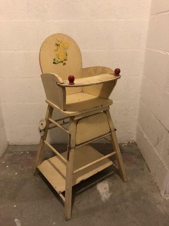 Cadeira/Carrinho Bébé Vintage