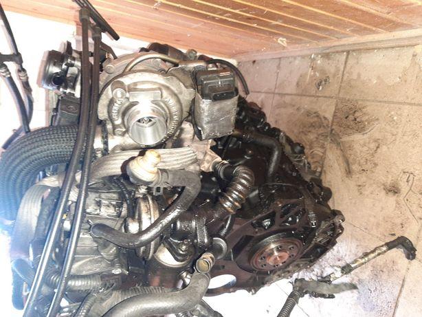 Двигун по запчастинах Chevrolet captiva 2.0 vtci