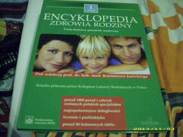 Piękna Encyklopedia Zdrowia Rodziny