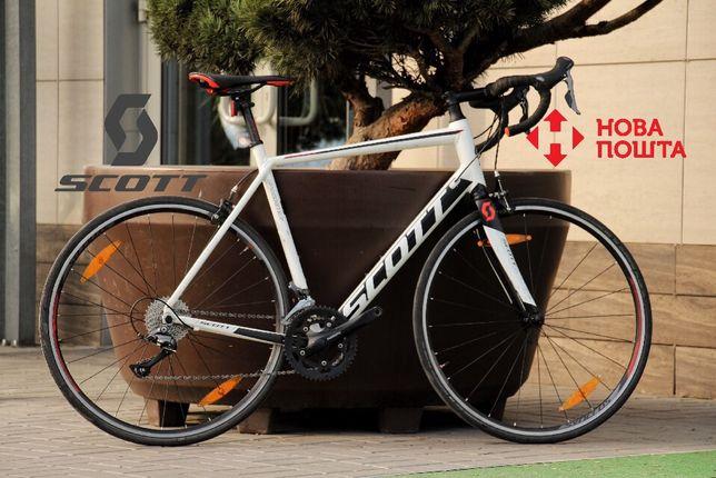 Шоссейный велосипед Scott Speedster 40 (2018).Trek Cube Giant GT Scott