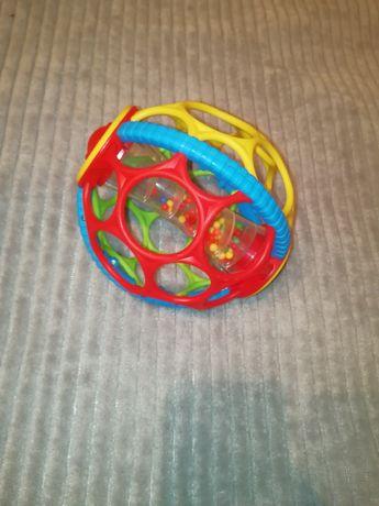 Дитячий мячик гризун 6+міс.