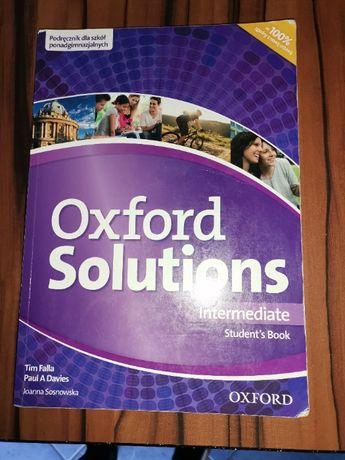 oxford solutions podrecznik do ang