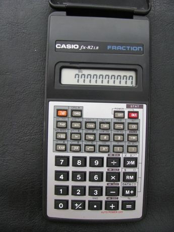 Микрокалькулятор Casio Fx 82 LB fraction