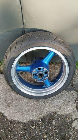 Koło tył felga + opona tylna Metzeler 180/55ZR17 Kawasaki ZX900 zx9r