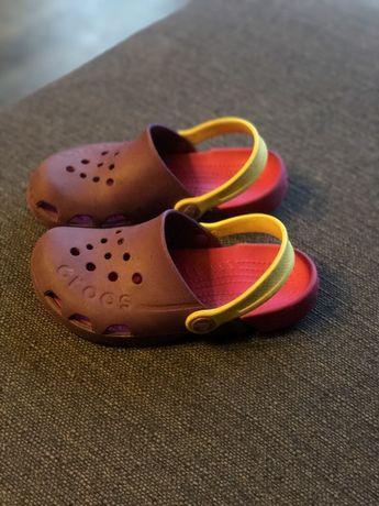 Crocs dla dziewczynki C12