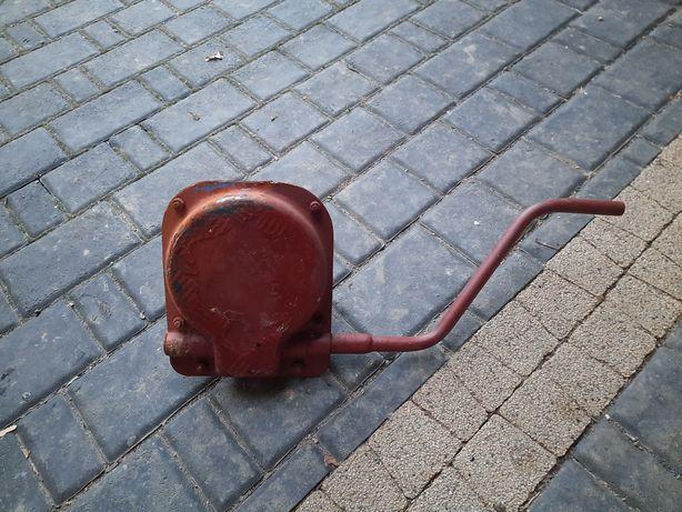 Przekladnia slimakowa do betoniarki