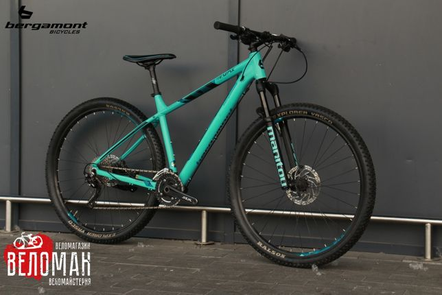 Велосипед Bergamont Revox 7.0 29. Trek Cube Scott Specialized Canyon