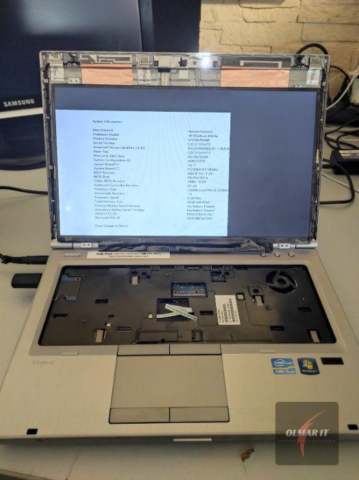 HP Elitebook i5 2520m 2,5 GHz hurt Wytrzyszczki - image 1