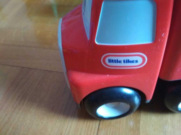 Zabawki autka jak nowe