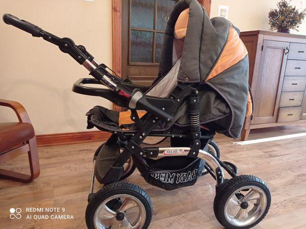 Wózek dziecięcy używany