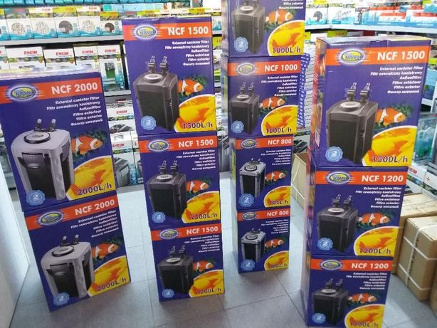 Filtro para aquario NCF - 1500 novo