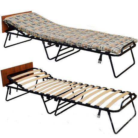 Раскладушки с матрасом и без, раскладная кровать