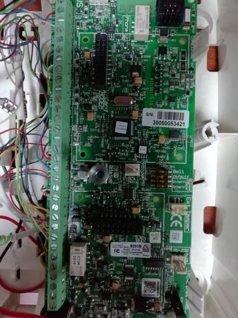 Płyta główna centrali alarmowej Gtx one Risco