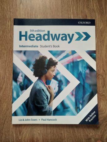 Headway Intermediate Student's book NOWY podręcznik kod 5th edition