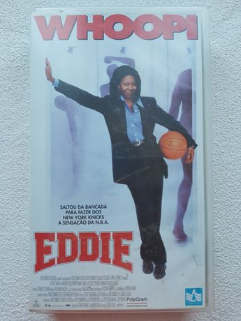 Eddie - VHS - Comédia
