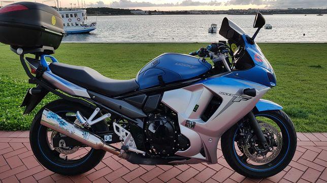 Suzuki 650 gsx f