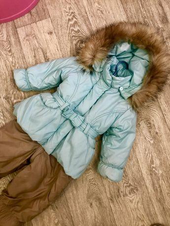 Продам зимний комбинезон костюм Wojcik