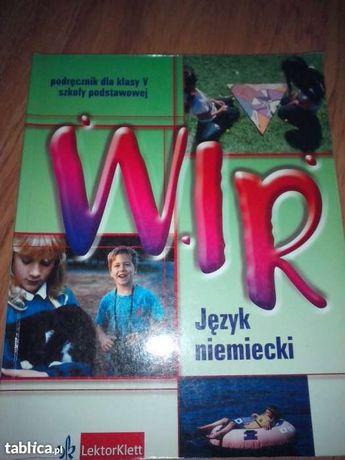 """""""WIR"""" język niemiecki – podręcznik do kl. V SP, G. Motta, E. Książek-K"""