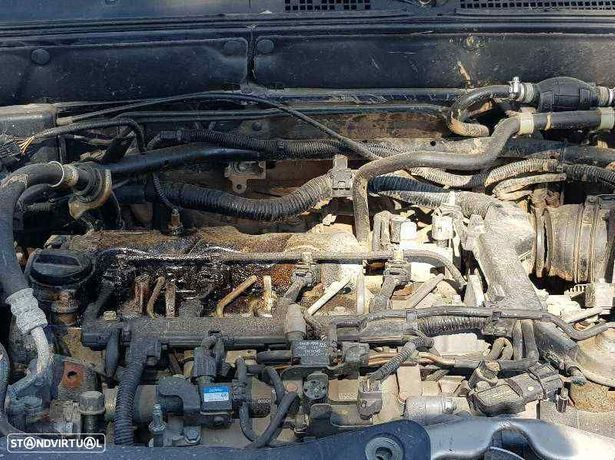 N22A2 Motor HONDA CR-V II (RD_)