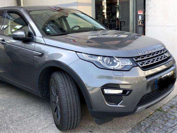 Land Rover Discovery  SE TD4 2.2 150cv 7 lugares